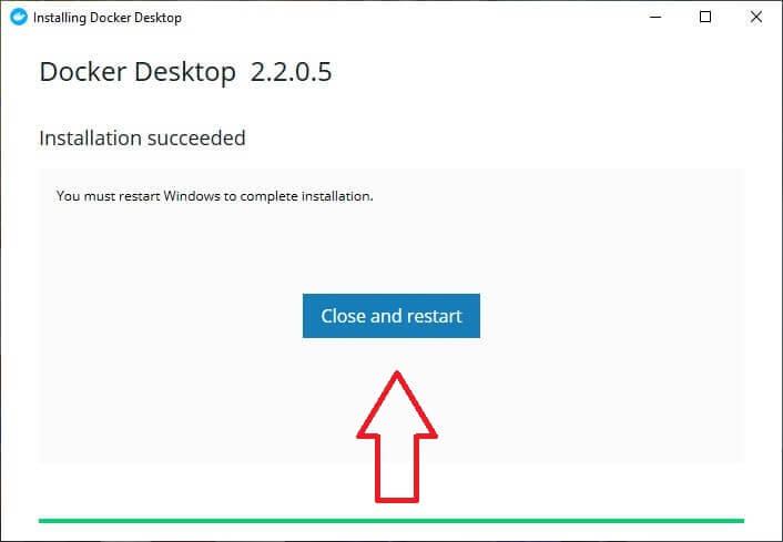 Hướng dẫn cài Pi Node trên Windows 10 10